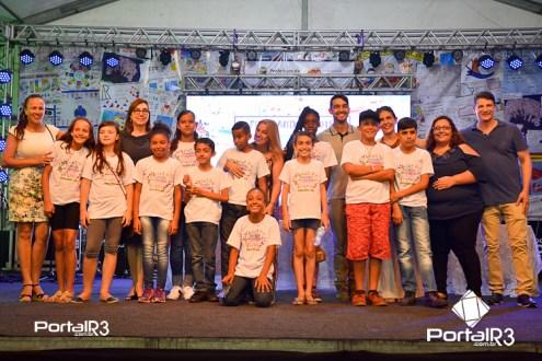 Formatura do 5º ano de Rede Municipal de Educação de Pindamonhangaba. (Foto: Alex Santos/PortalR3)
