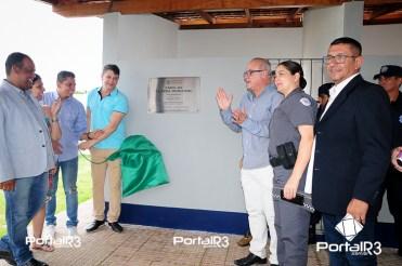 Inauguração do canil da GCM Pindamonhangaba. (Foto: Luis Claudio Antunes/PortalR3)