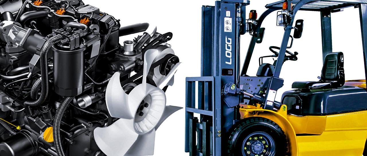 Banner MM Motores & Serviços - Retífica de Motores Para Empilhadeiras e Toda Linha Industrial