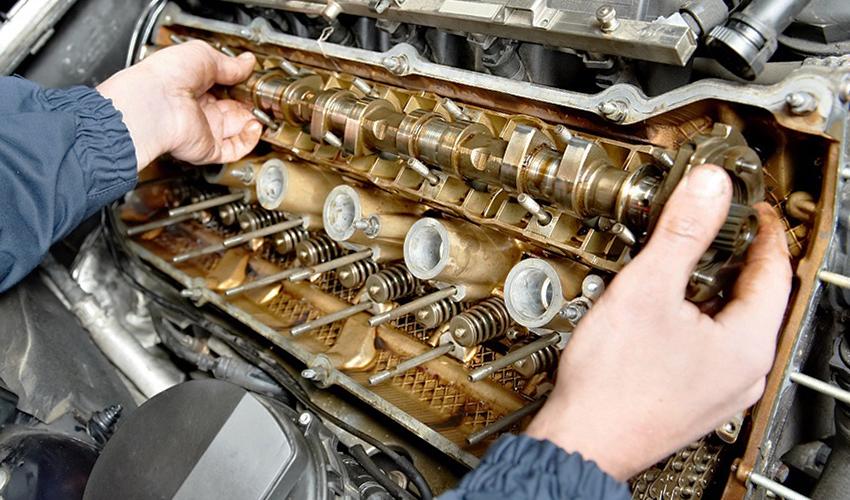 Fazer Motor Parte de Cima Retificar Parte de Baixo em SP Motores