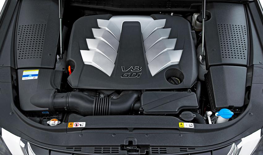 Hyundai Equus 4.6 5.0 V8 32V Gdi VS 460