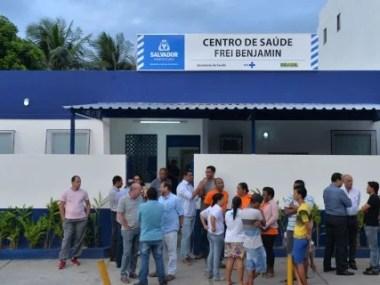 Novo Posto de Saúde foi inaugurado em Valéria