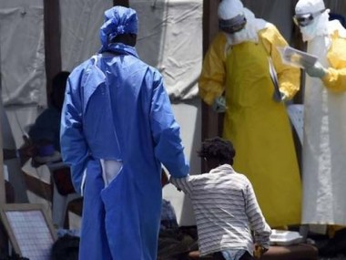 Ebola deixa 16 mil órfãos na África