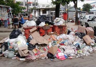 Lixo e sujeira são inimigos da saúde