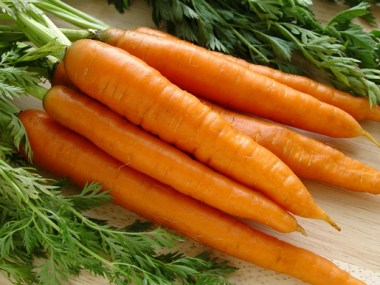 Saiba: Benefícios da cenoura