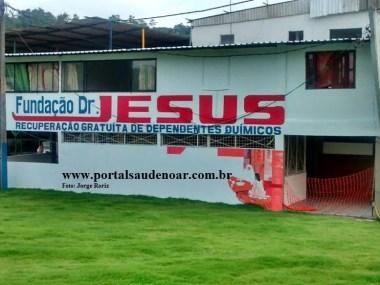 Secretário visita instalações da Fundação Dr. Jesus