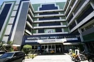 Hospital Geral Roberto SantosNa foto:Fotos: Ivan Erick | AGECOM