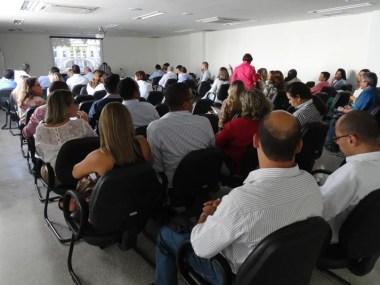 Sesab promove curso para gestores de hospitais