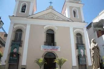 Feira de Saúde em paróquia de Brotas