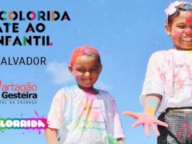 Martagão realiza '1ª Colorrida' contra o câncer