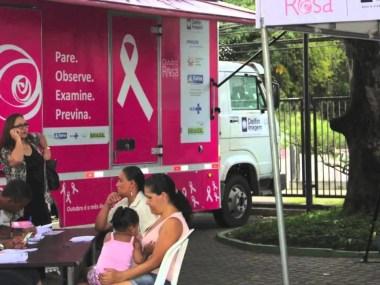 Mamografias são oferecidas gratuitamente nos bairros São Marcos e Cabula