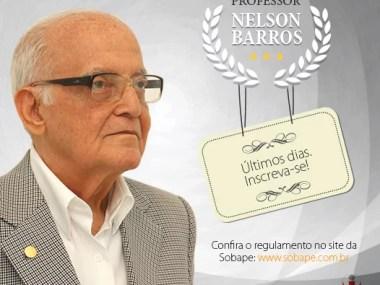 Prêmio Prof. Nelson Barros