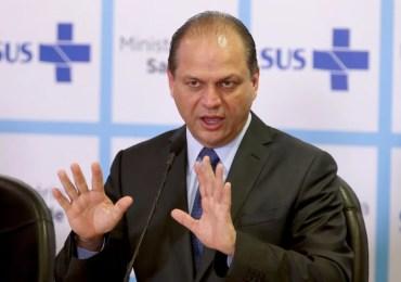 Ministro da Saúde em Salvador