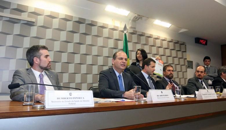 Ministro defende prorrogação do Programa