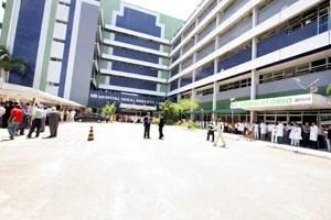 Governo inaugura serviço de psiquiatria hospitalar nesta quarta