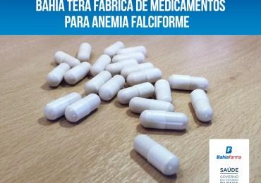 Bahia terá fábrica de medicamentos
