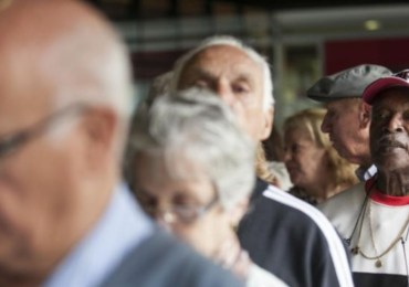 Expectativa de vida sobe no Brasil