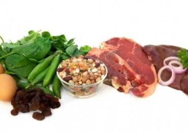Alimentos e Anemia