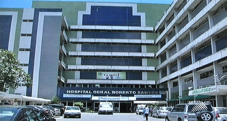 Obras beneficiam Hospital Roberto Santos