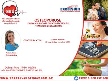 Osteoporose - doença silenciosa