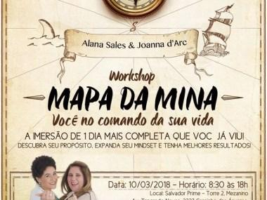 Workshop Mapa da Mina