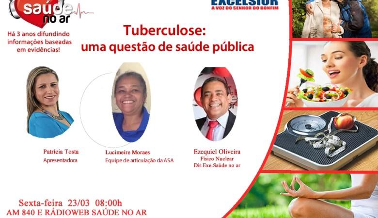 Tuberculose:uma questão de saúde pública