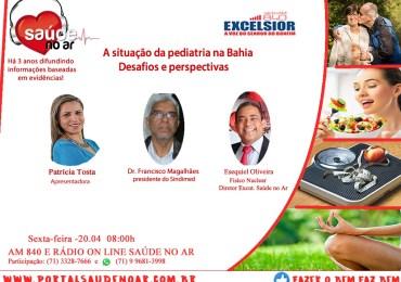A situação da pediatria na Bahia: desafios e perspectivas