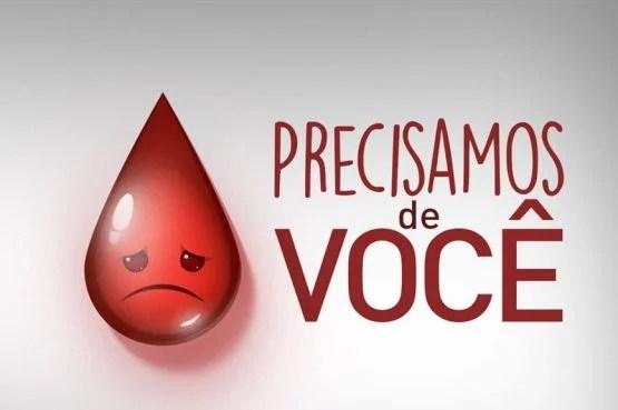 Prefeitura lança campanha de doação de sangue