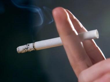 Cigarro é responsável por 90% dos casos de câncer de pulmão