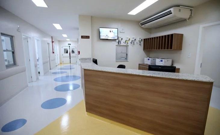 Salvador tem novo Hospital Dia
