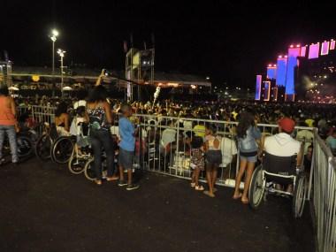 Festival Virada Salvador terá espaço para pessoas com deficiência