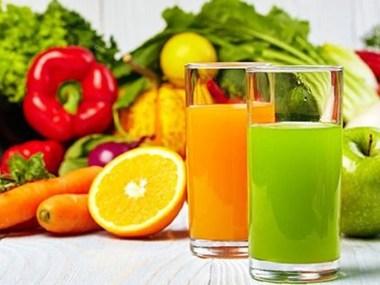Os aspectos nutricionais da dieta detox