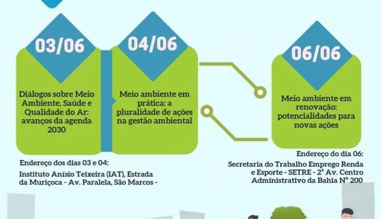 Semana do Meio Ambiente - Governo assina atos, decretos e acordos
