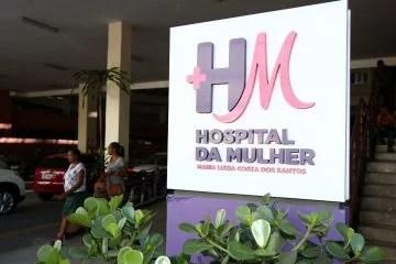Hospital da Mulher - Serão inaugurados 27 novos leitos cirúrgicos e ampliada a capacidade de internação