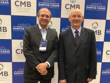 29º edição do Congresso Nacional das Santas Casas acontece em Brasília