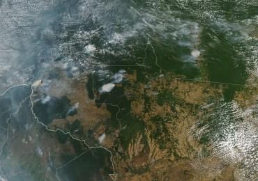 A Semana do Clima e os efeitos das queimadas e desmatamento da Amazônia