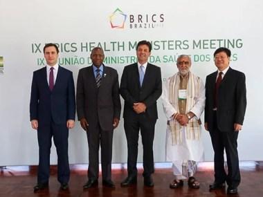 Brasil sedia reunião de Ministros do BRICS