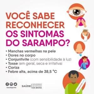 Brasil contra o sarampo - Dia D foi neste Sábado (30/11)