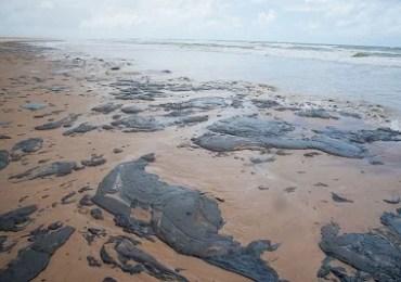 MPF entra com ação contra a união pela omissão no problema das manchas de óleo nas praias nordestinas