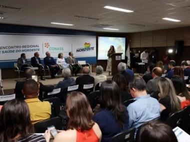 Salvador sedia I Encontro Regional de Saúde Nordeste