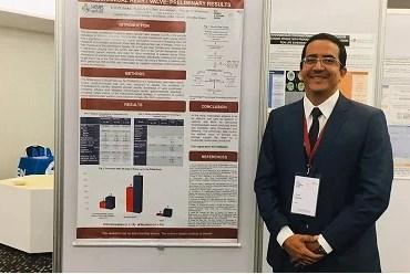 Diretor do HGRS apresenta estudo inédito no Congresso Europeu de Coração e Cérebro
