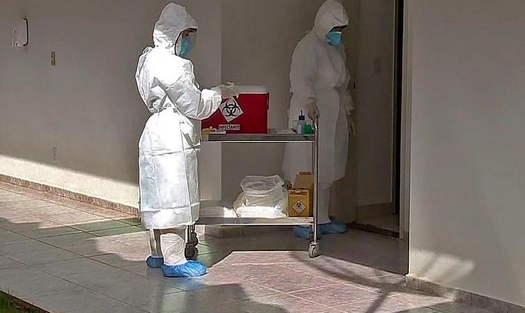 Brasil já tem 252 casos suspeitos de coronavírus