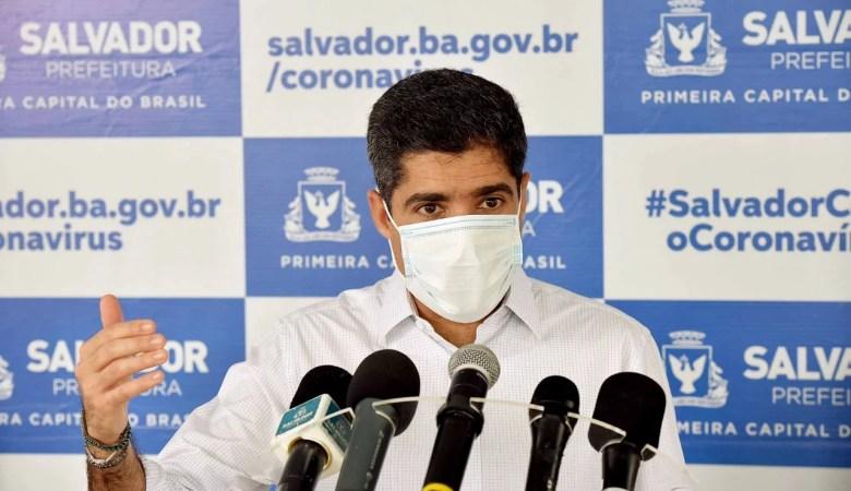 ACM Neto sanciona nesta  segunda- feira (25/05),  auxílio de R$250 a acolhidos com coronavírus