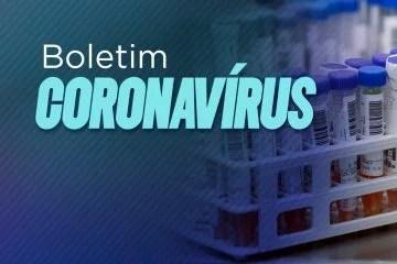 Bahia regista mais de 100 mil casos do novo coronavírus