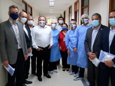 Ministério da Saúde inaugura primeira ala hospitalar para indígenas no Amazonas