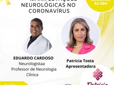 Covid 19 – Neurologia e as funções cerebrais