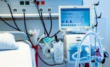 Covid 19 - Em cada três pacientes entubados um sobrevive