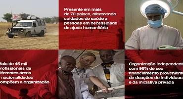 Médicos Sem Fronteiras oferece cuidados paliativos a pacientes com COVID-19 em São Paulo