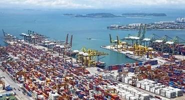 Cresce a dependência do Brasil para a China