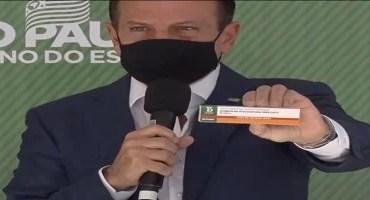 ButanVac: Butantan anuncia 1ª vacina 100% brasileira contra a covid